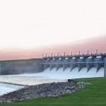 Lake Livingston Damm